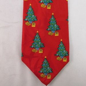 Robert Talbott (NWT) Men's Christmas Silk Tie